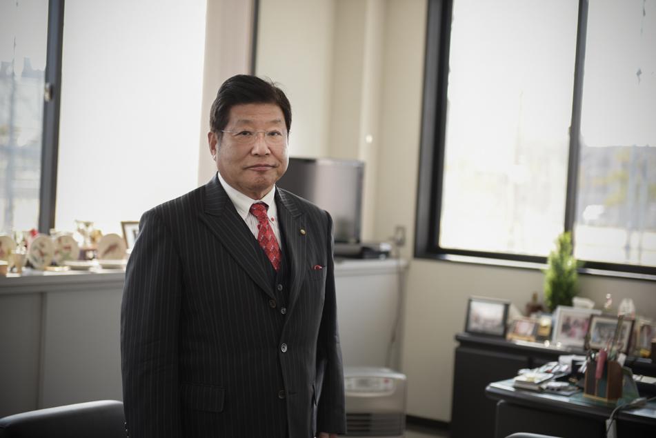 代表取締役社長 林 政憲